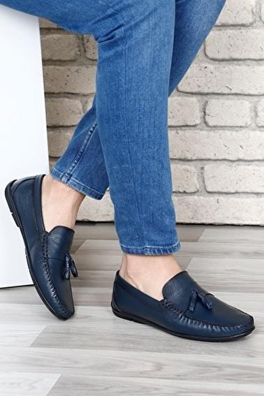 G.Ö.N. Ayakkabı Lacivert